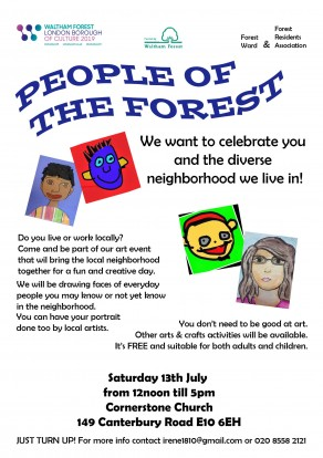 –  People of the Forest event: July 2019